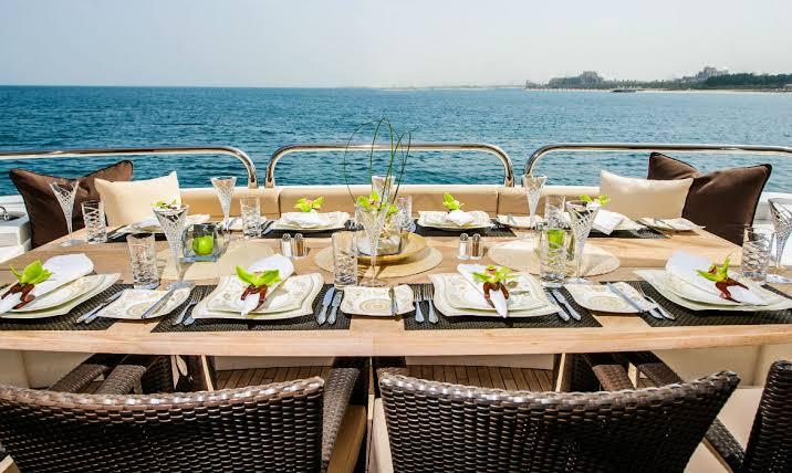 Cruise Restaurant – The Focus of the Cruiseship