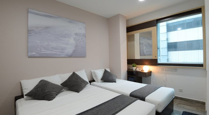Spend Quality Time at Hotel 81 for a Decent Price