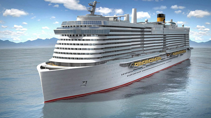 Gain New Experiences With Model Cruise Ships